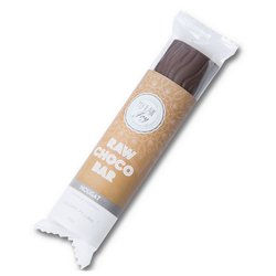 Organic Nougat Filled Raw Chocolate Bar 30g (Vegan)