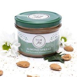 Organic Vegan Activated Almond Cream Spread 200g