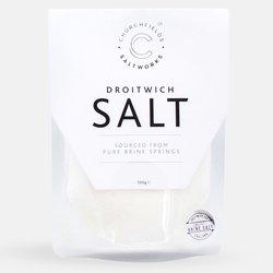 Fine Natural Pure Brine Sea Salt 100g