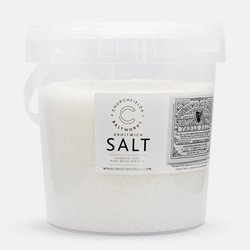 Natural Pure Brine Sea Salt 900g