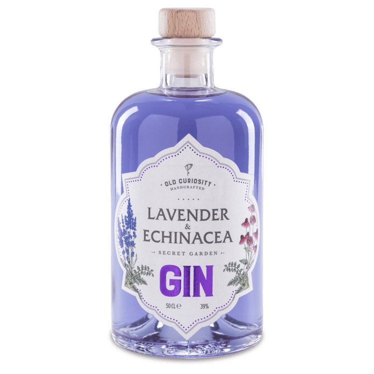 Lavender & Echinacea Flavoured Gin 50cl 39% ABV