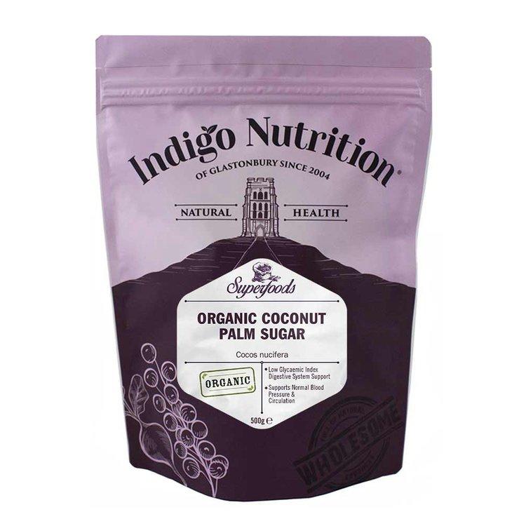 Organic Coconut Palm Sugar 500g