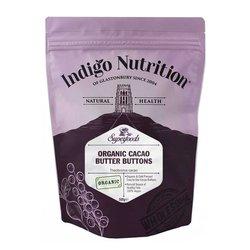 Organic Cacao Butter Buttons 500g (Vegan)