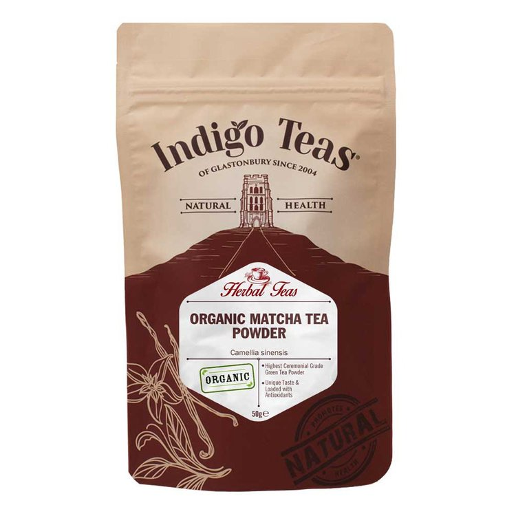 Organic Matcha Green Tea Powder 50g