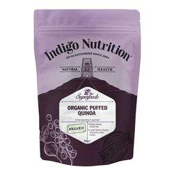 Organic Puffed Quinoa 250g