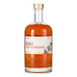 'Old Fashioned' Rum Pre-Mixed Cocktail 500ml