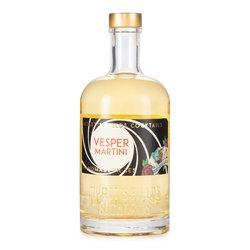 'Vesper Martini' Pre-Mixed Cocktail with Gin, Vodka & Quinquina 500ml