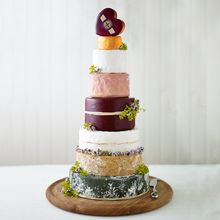 Godminster Wedding & Celebration Cheese Cake (For Parties & Events)