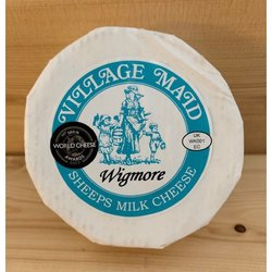 'Wigmore' Soft Sheep's Milk Cheese 180g by Village Maid