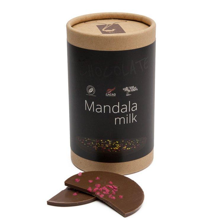 Mandala milk