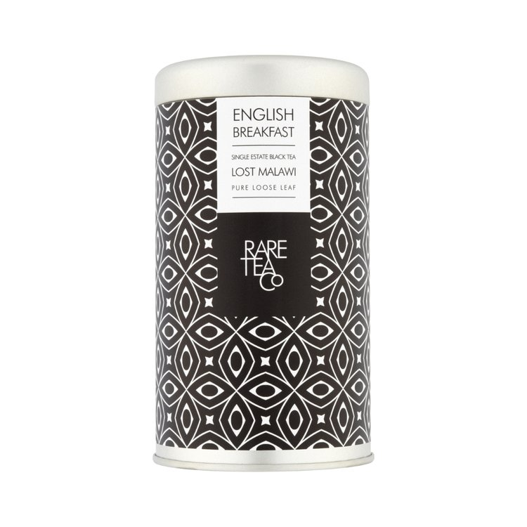 Lost Malawi English Breakfast Tea Tin 50g