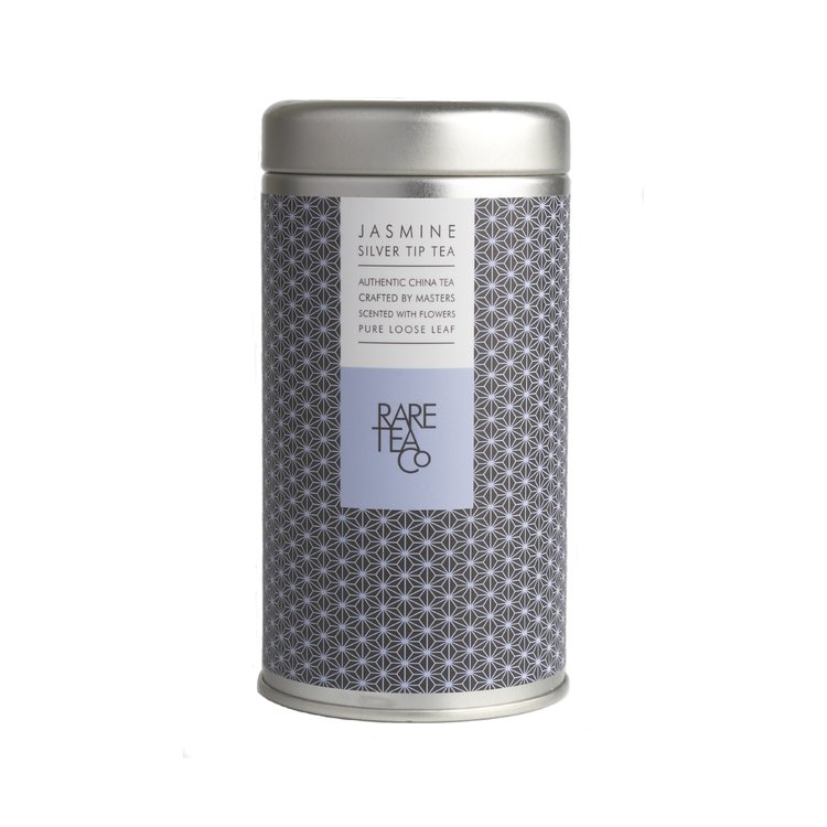 Jasmine Silver Tip Tea Tin 25g