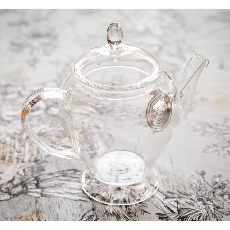 Glassteapot