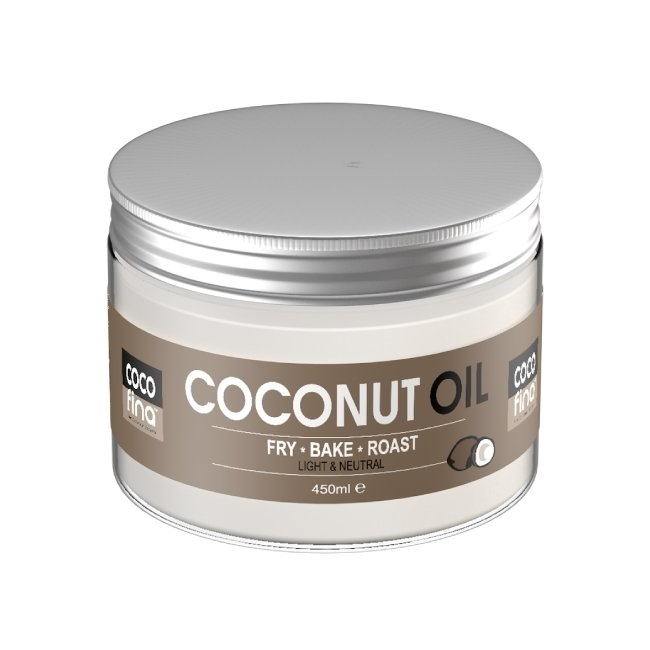 Organic Coconut Oil 450ml