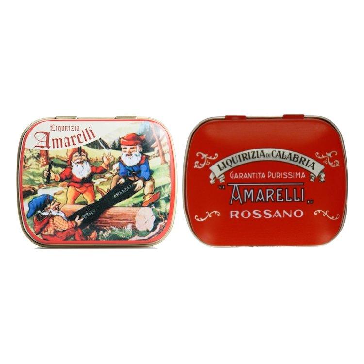 Rossa Pure & Nanetti Mint Italian Liquorice 2 x 20g