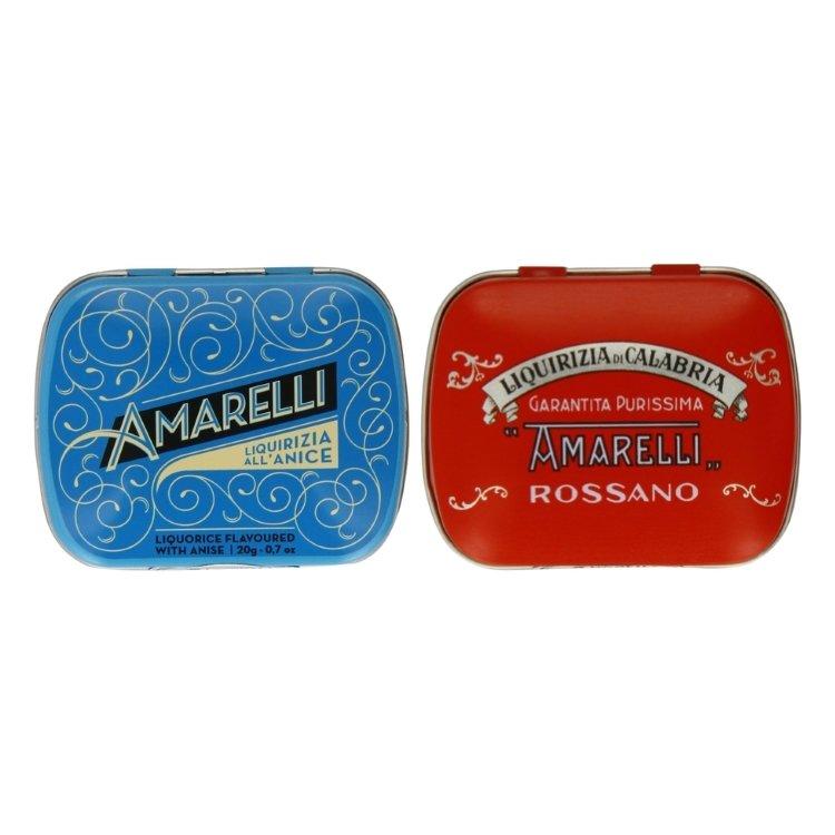 Rombetti Aniseed & Rossa Pure Italian Liquorice 2 x 20g