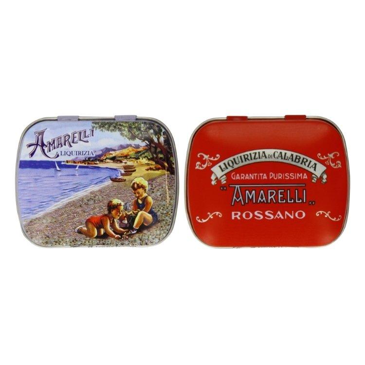 Beach Sugar Coated Mint & Rossa Pure Italian Liquorice 2 x 20g