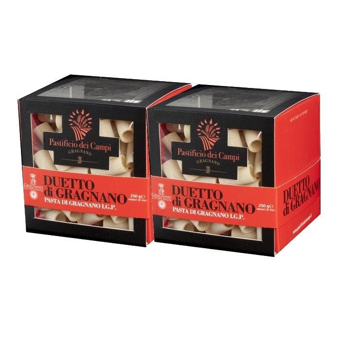 Rigatoni Pasta di Gragnano 2 x 250g (Get 1 Extra Free!)