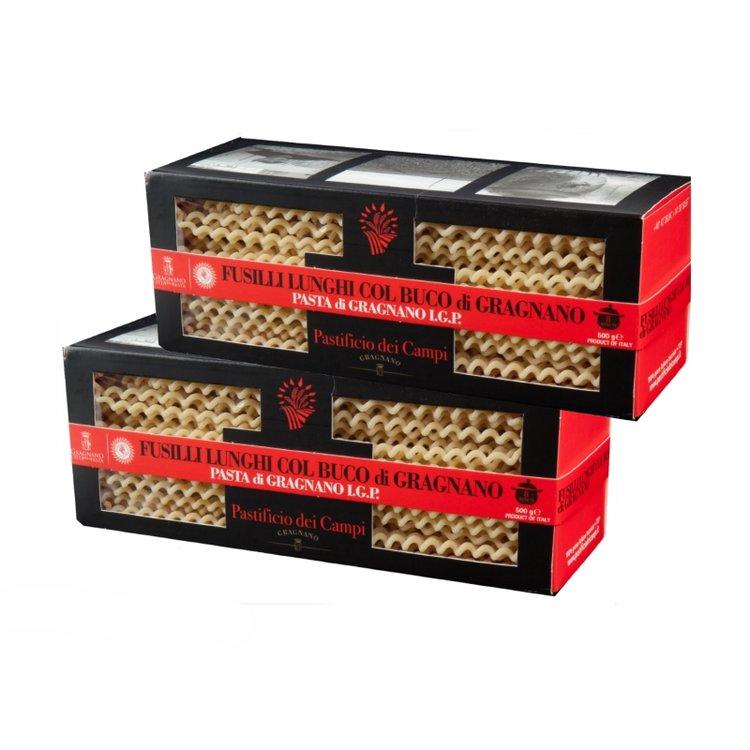 Fusilli Lunghi Pasta di Gragnano 2 x 500g (Get 1 Extra Free)