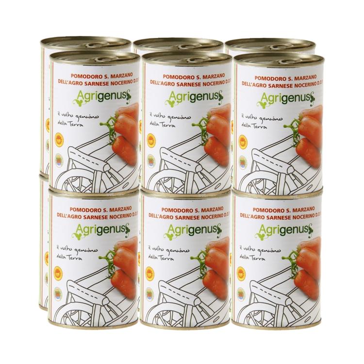 San Marzano Tinned Plum Tomatoes DOP 12 x 400g