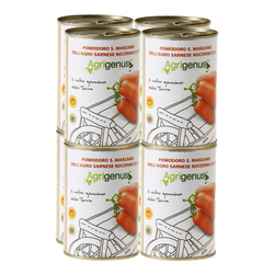 8 x San Marzano Tinned Tomatoes DOP 400g
