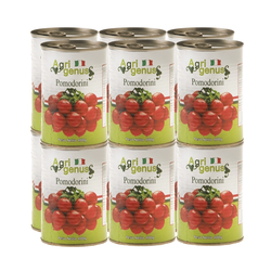 Tinned Cherry Tomatoes 12 x 400g