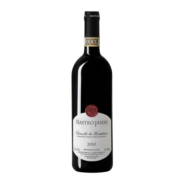 Mastrojanni Brunello di Montalcino Red Wine 2010 75cl