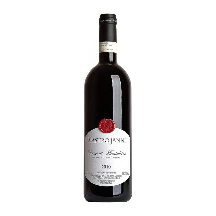 Mastrojanni Rosso di Montalcino Red Wine 2013 75cl