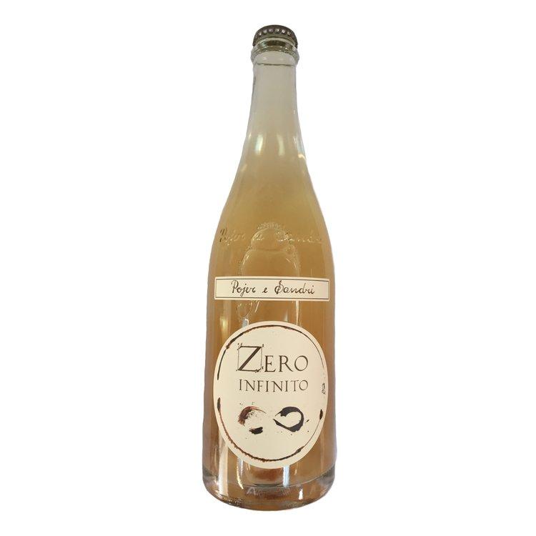 Zero Infinito Sparkling White Wine 75cl