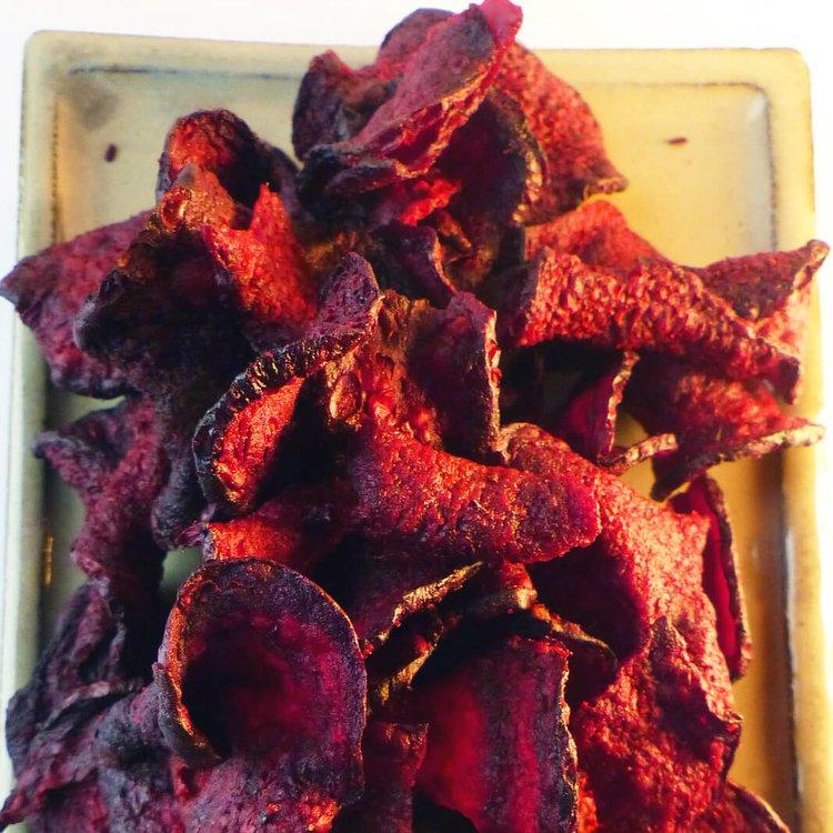 Organic Beet Crisps 70g