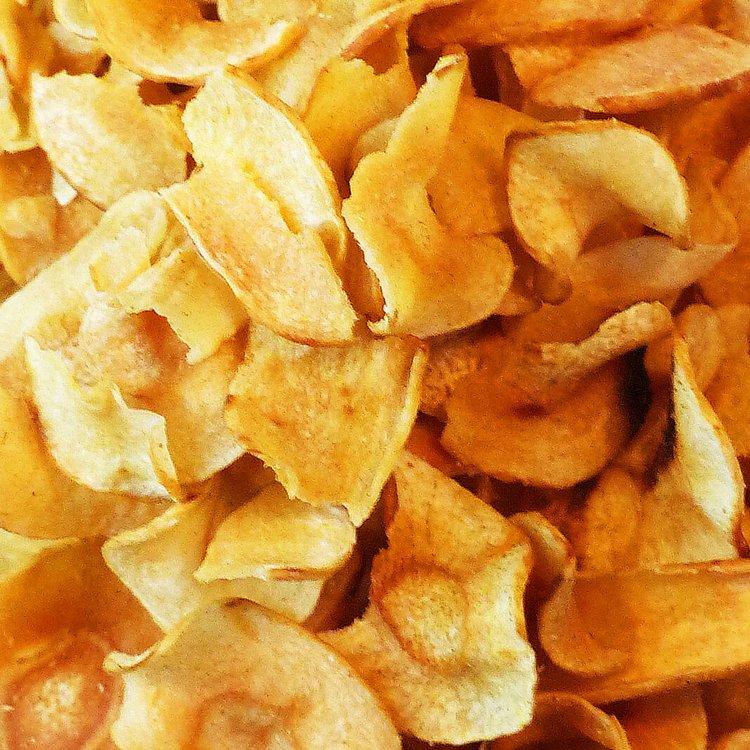 Organic Parsnip Crisps 70g