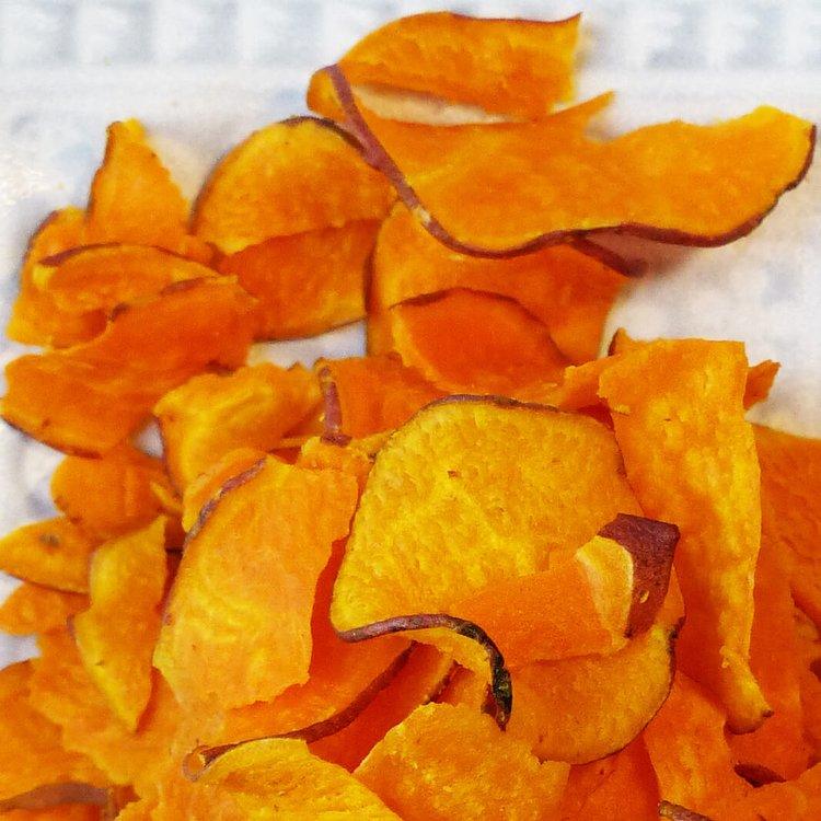 Organic Sweet Potato Crisps 70g