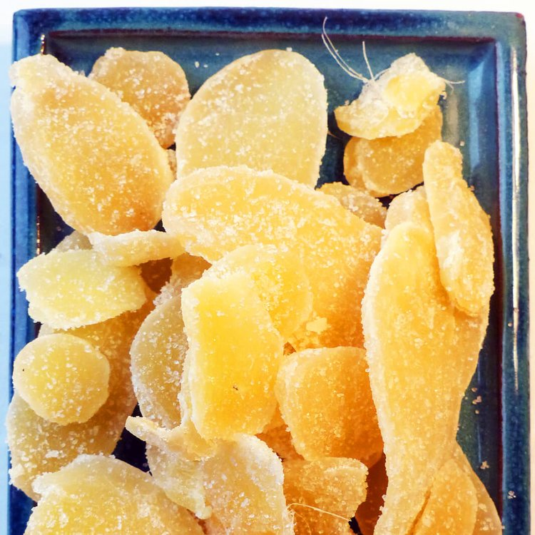 Dried Ginger 125g