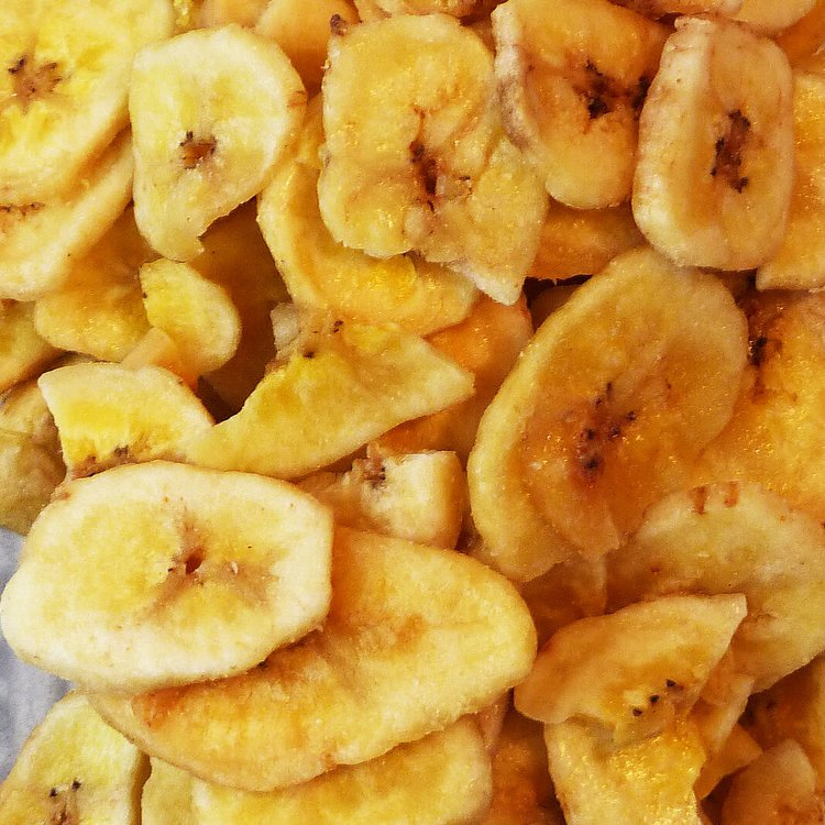 Dried Banana Slices 150g