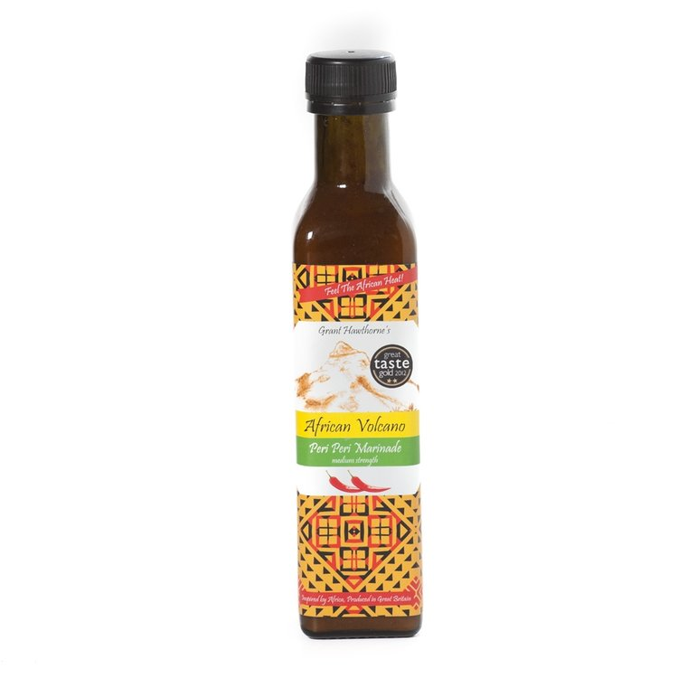 Medium Peri Peri Marinade 240ml