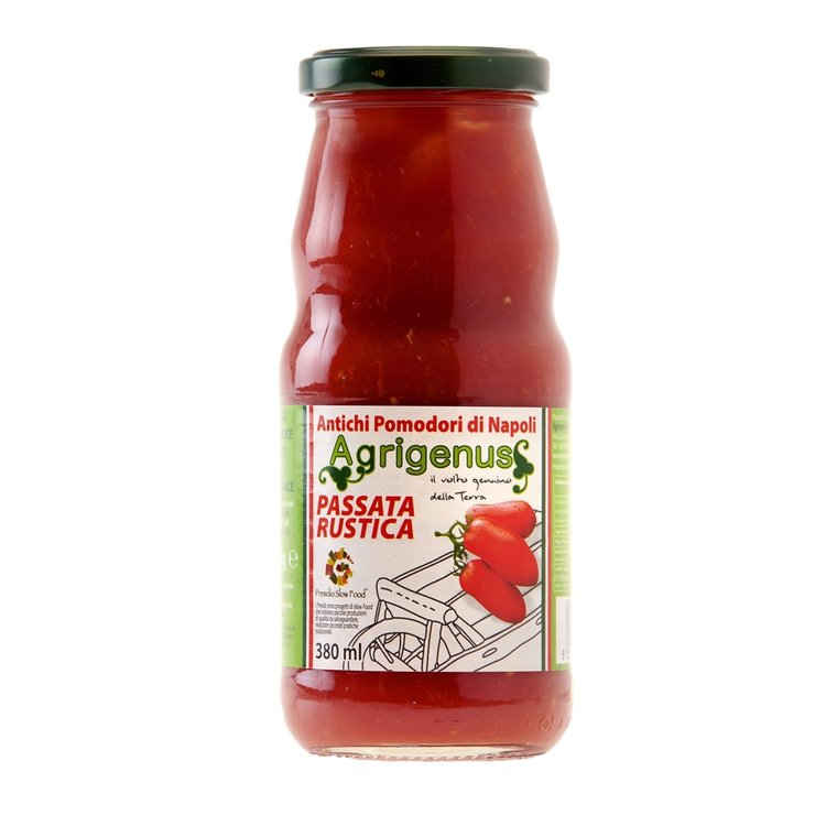 Slow Food San Marzano Tomato Passata 2 x 380ml