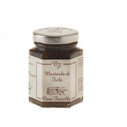 Italian Fig Mustard 2 x 120g (Get 1 Extra Free!)