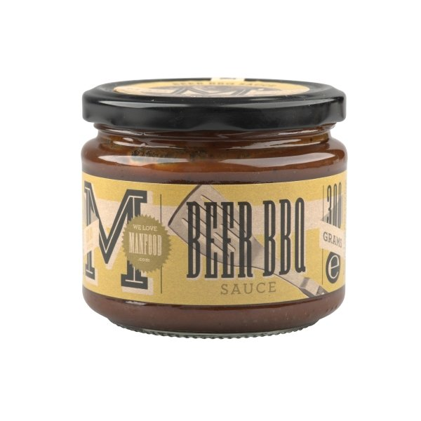 Beer Barbecue Sauce 2 x 300g (Get 1 Extra Chilli Sauce for Free!)