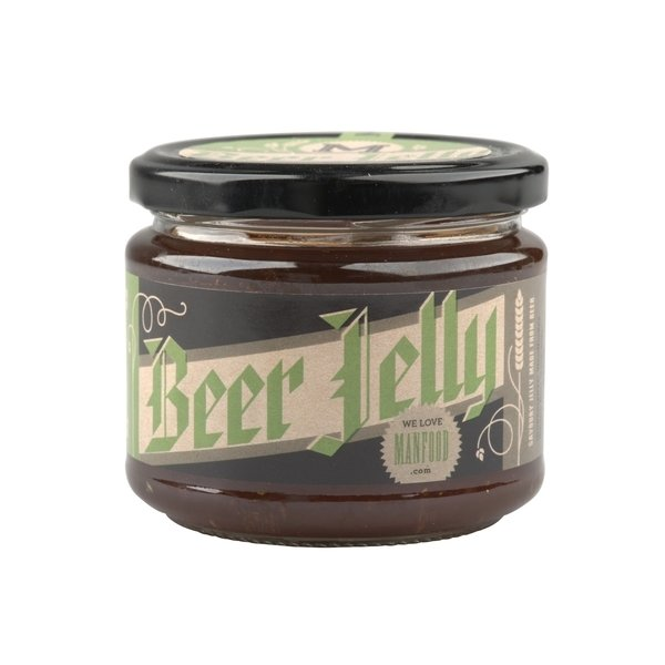 Beer Jelly 2 x 300g (Get 1 Extra Chilli Sauce Free!)