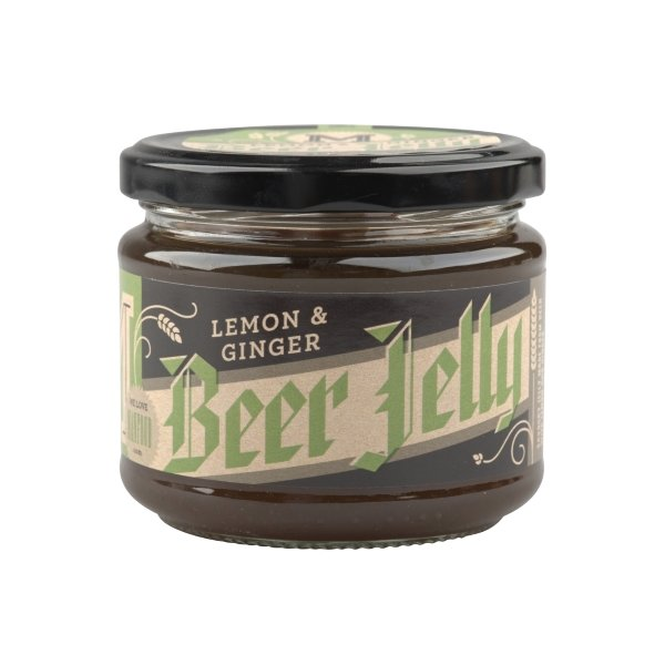 Lemon & Pepper Beer Jelly 2 x 300g (Get 1 Chilli Sauce For Free!)