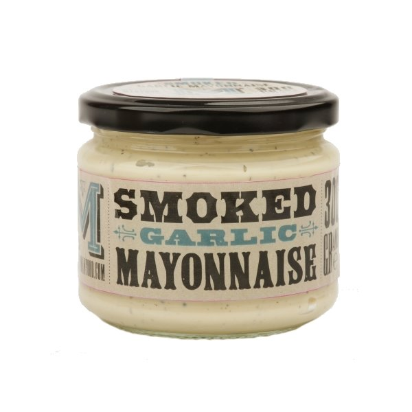 Smoked Garlic Mayonnaise 2 x 300g (Get 1 Extra Chilli Sauce for Free!)