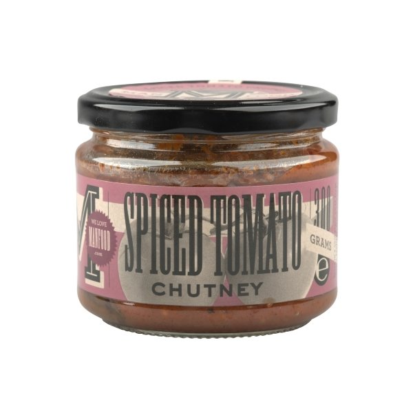 Spiced Tomato Chutney 2 x 300g (Get 1 Extra Chilli Sauce Free!)