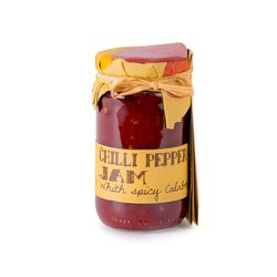 Savoury Hot Chilli Jam 180g