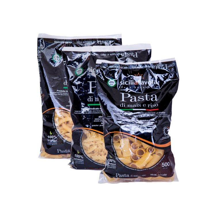Gluten Free Pasta Triple Pack 3 x 500g