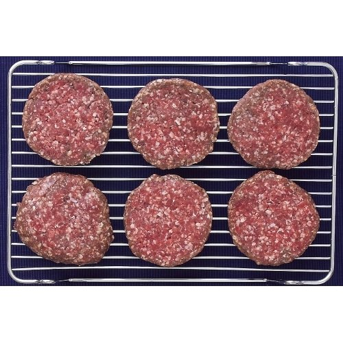 Sussex Beef Burgers x6 - Pack of 2 (get 1 extra FREE!)