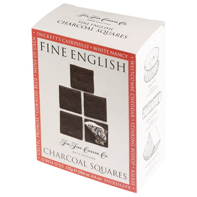 Fine English Charcoal Squares 2 x 125g (Get 1 Extra Free!)