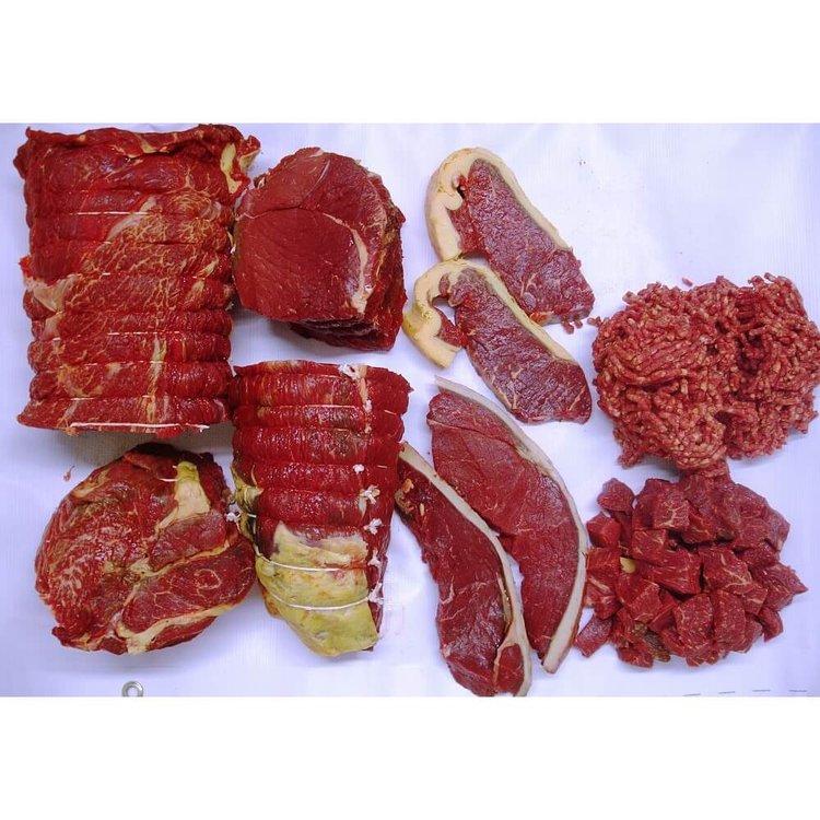 Organic Beef Box 10kg