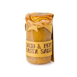Pecorino Cheese & Black Pepper Pasta Sauce (Cacio e Pepe) 180g