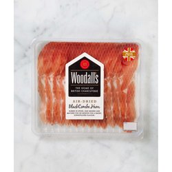 3 x Air-Dried Black Combe Ham Slices 70g