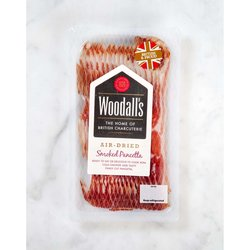 3 x Smoked Pancetta Slices 100g (British Charcuterie)